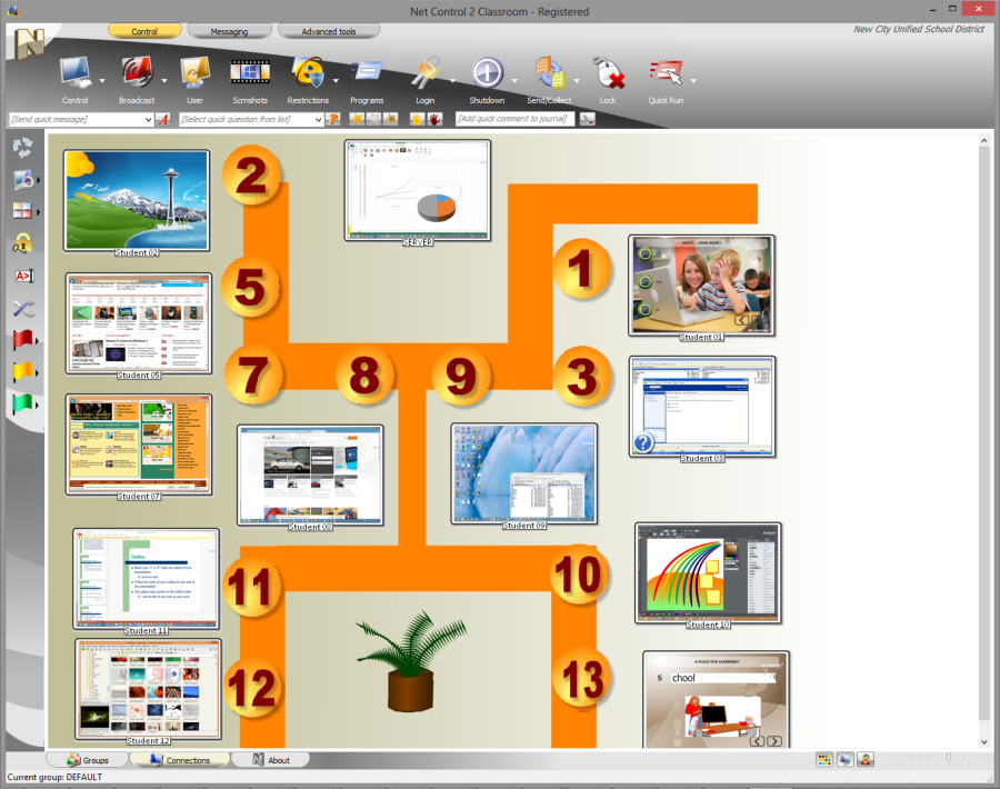 Virtual whiteboard remote login rewards student console Online classroom designer
