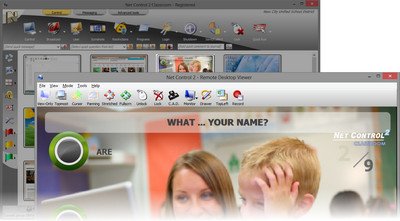 Student Desktop Viewer (Remote Desktop tool)